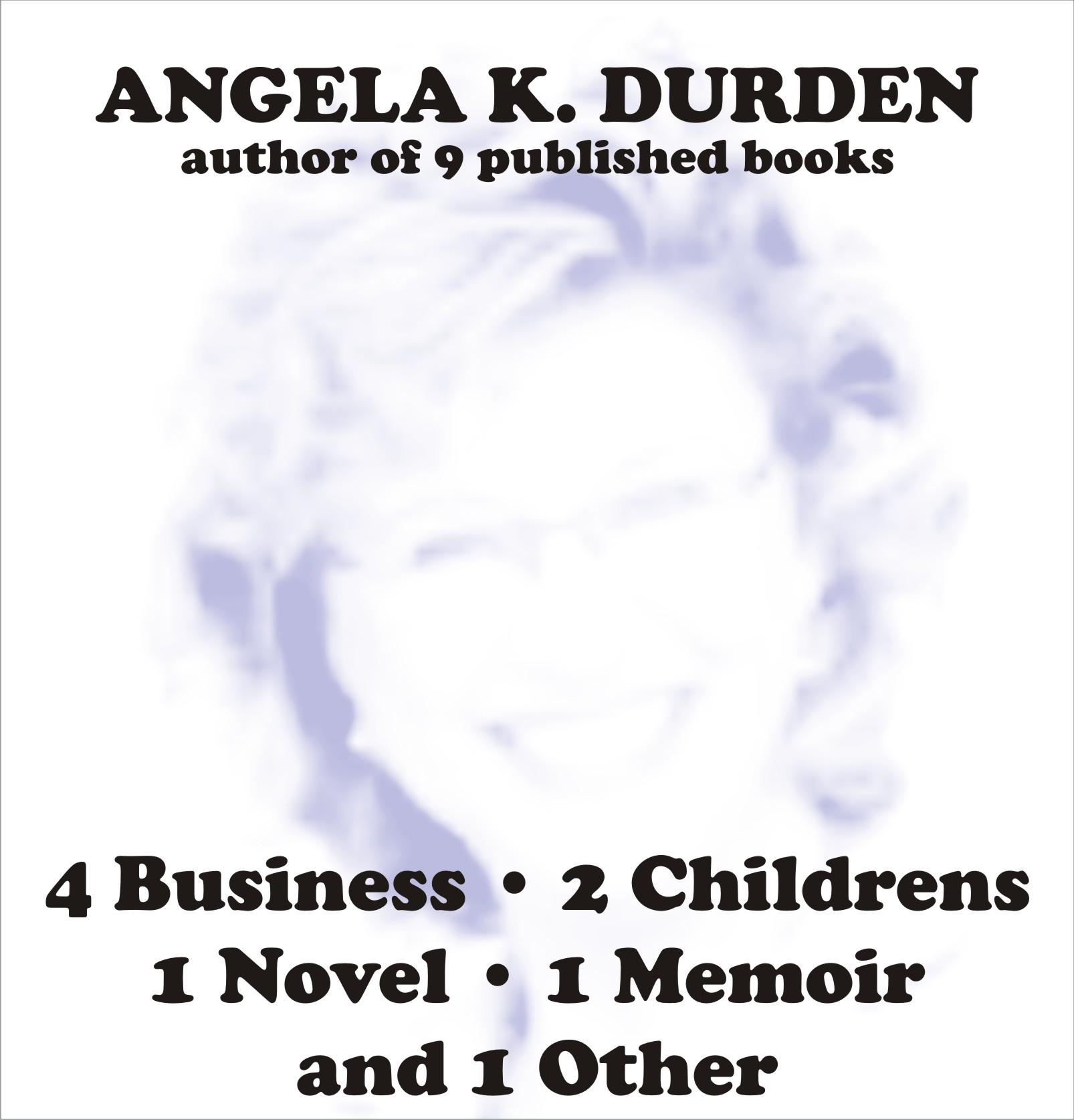 Durden Author