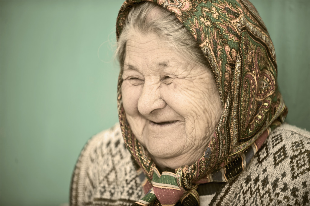 Tribute to the Wise: Airmen honors elderly Kyrgyz citizens